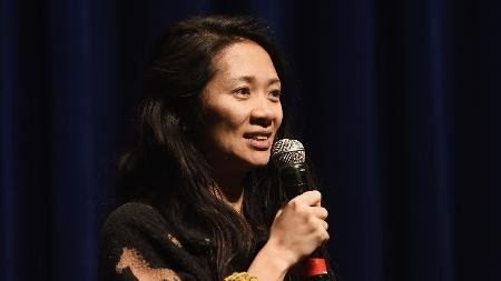 Chloé Zhao - Amanda Edwards/Getty Images