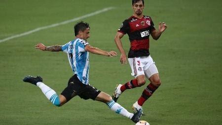 Rodrigo Caio - EFE/Bruna Prado POOL