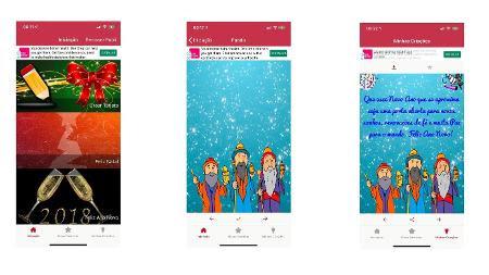 app - Reprodução