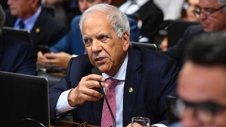 Senador Oriovisto Guimarães (Podemos-PR) - Marcos Oliveira/Agência Senado