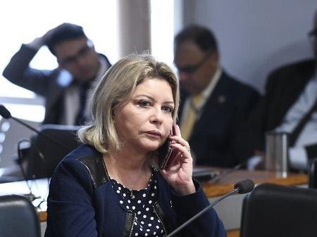 O TSE está julgando o recurso da senadora contra a decisão de cassação do seu mandato tomada pelo TRE-MT - Edilson Rodrigues/Agência Senado