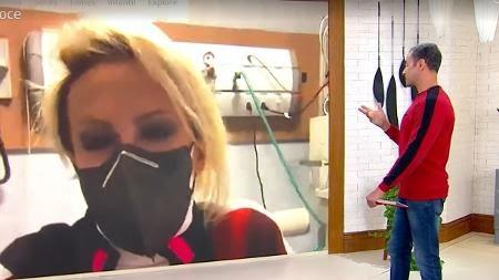 Ana Maria - Reprodução/TV Globo