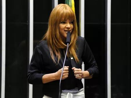 Flordelis é acusada pelo MPRJ de ser a mandante do assassinato do marido, o pastor Anderson do Carmo - Cleia Viana/Câmara dos Deputados